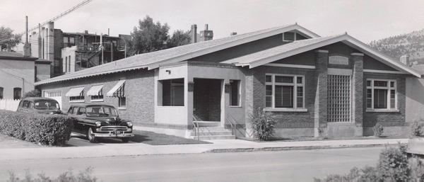 Retz Funeral Home - 1952